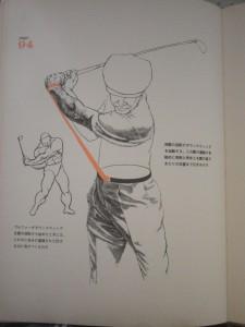 ベンホーガンが50年も前に、「ダウンスイングは腰の回転から始める」と言っているのだから、素直に従ったら良いと思うのですが・・
