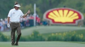 Shell Houston Open - Round Three